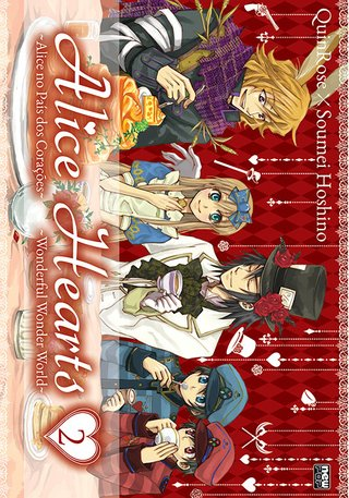 Alice in Hearts vol 2