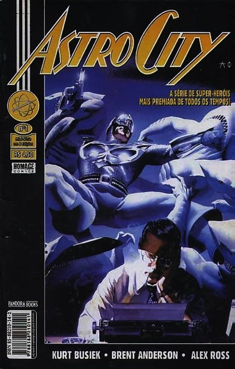 Astro City nº 1, de Kurt Busiek