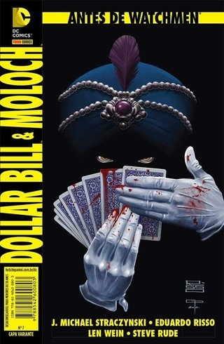 Antes de Watchmen - Dollar Bill e Moloch (cópia) - buy online