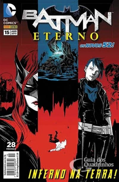 Batman Eterno Vol. 15