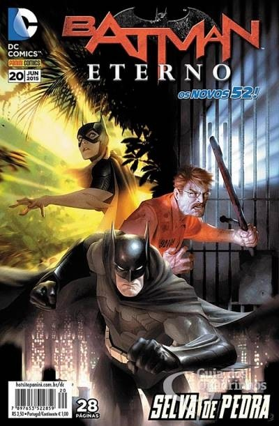 Batman Eterno Vol. 20