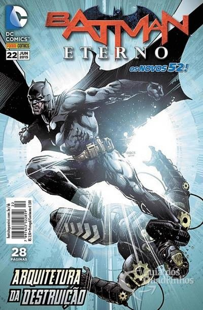 Batman Eterno Vol. 22