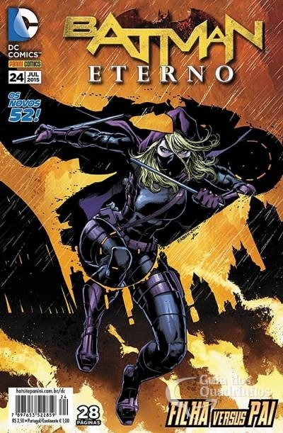 Batman Eterno Vol. 24