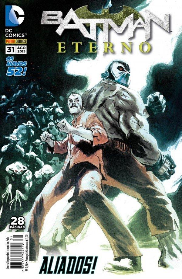 Batman Eterno Vol. 31