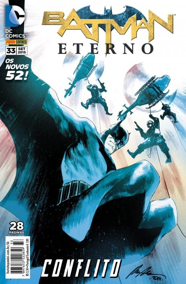 Batman Eterno Vol. 33