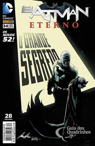 Batman Eterno Vol. 34