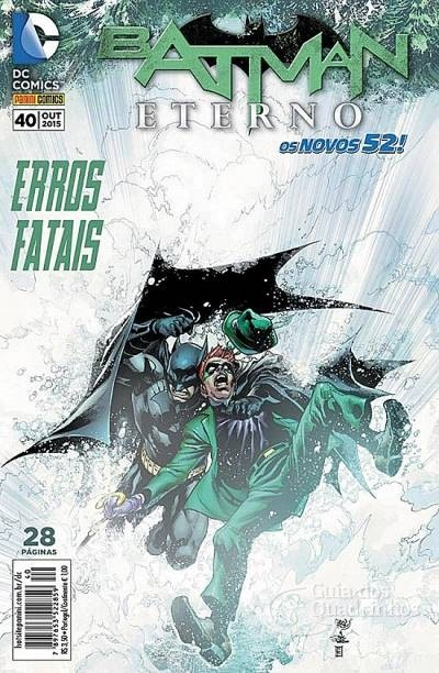 Batman Eterno Vol. 40