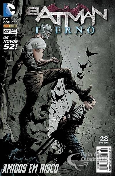 Batman Eterno Vol. 47