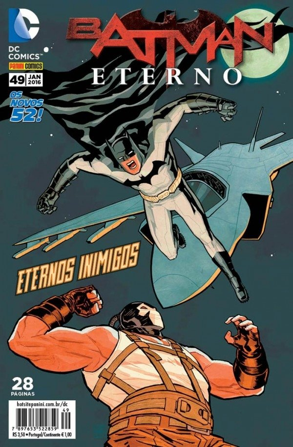 Batman Eterno Vol. 49