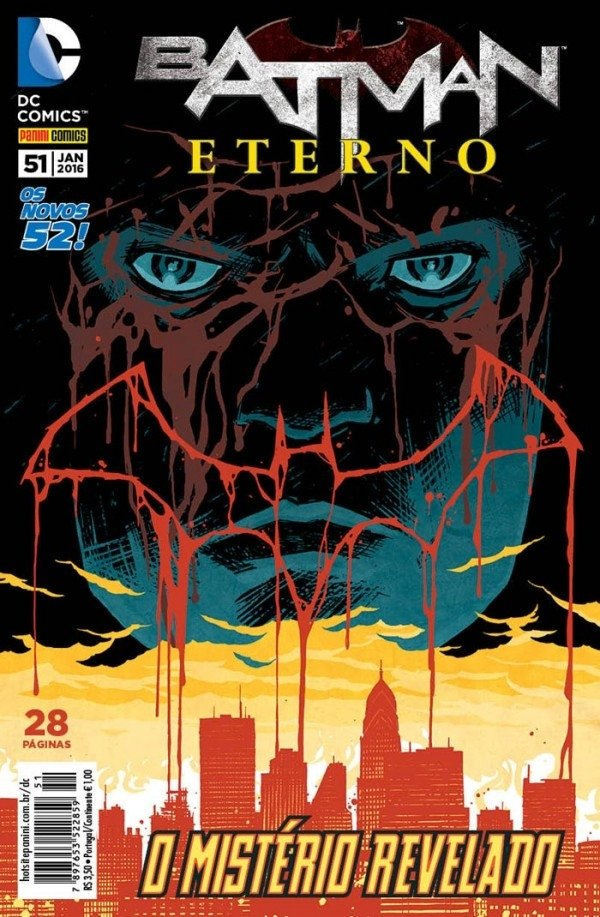 Batman Eterno Vol. 51
