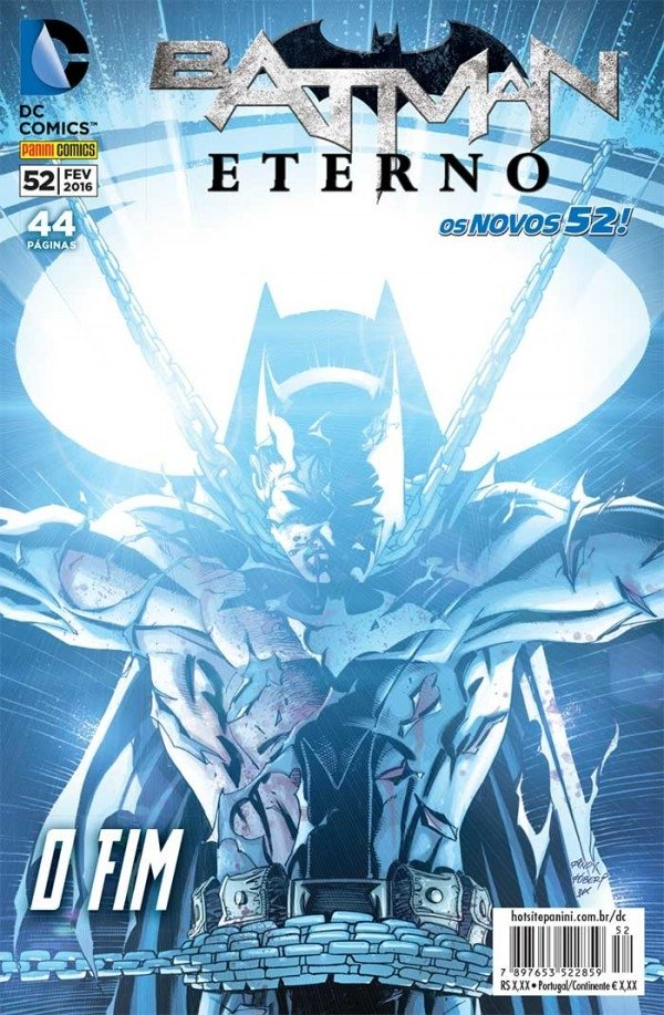 Batman Eterno Vol. 52