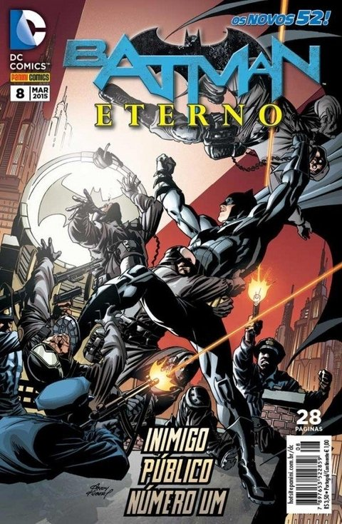 Batman Eterno vol 8