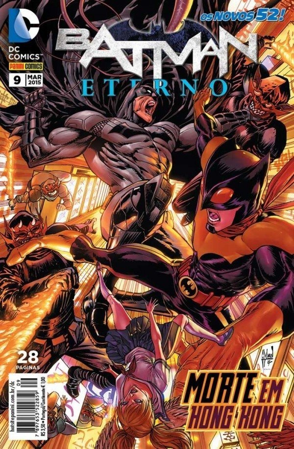 Batman Eterno vol 9