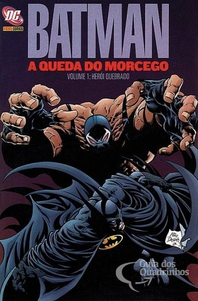 Batman - Queda do morcego vol.1
