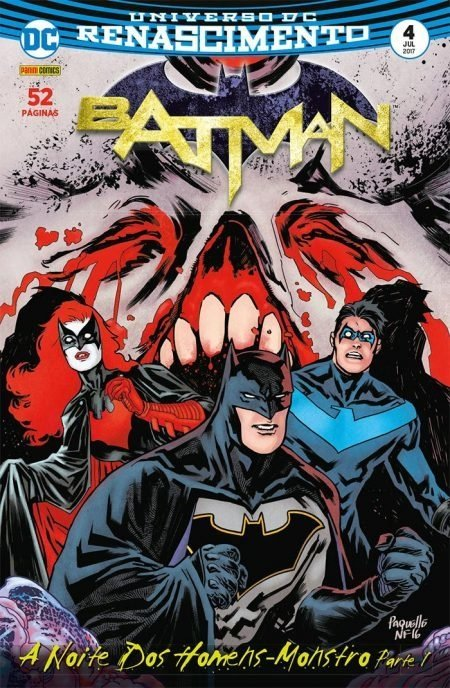 Batman Renascimento vol 4