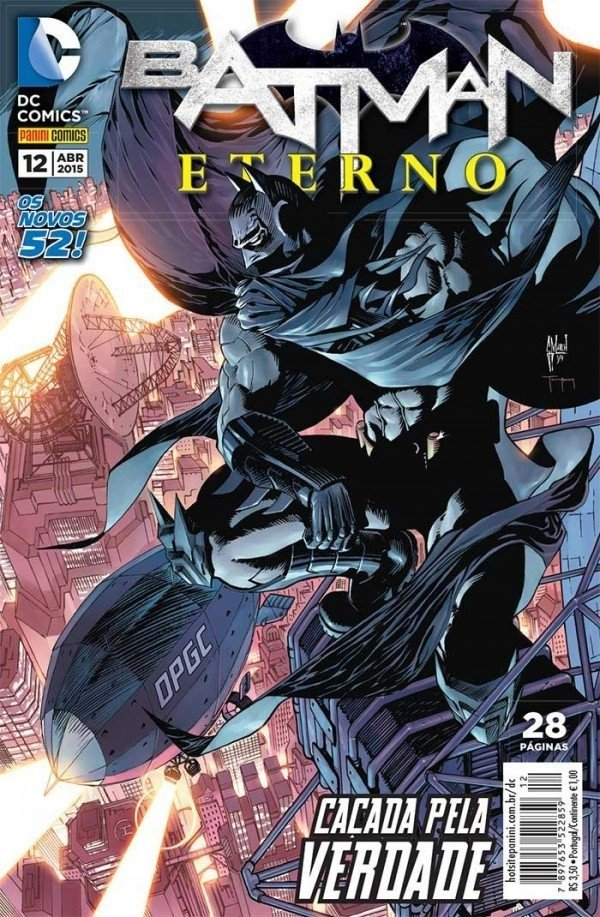 Batman Eterno vol 12