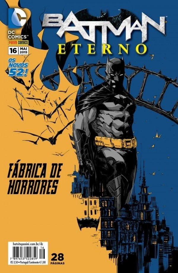 Batman Eterno vol 16