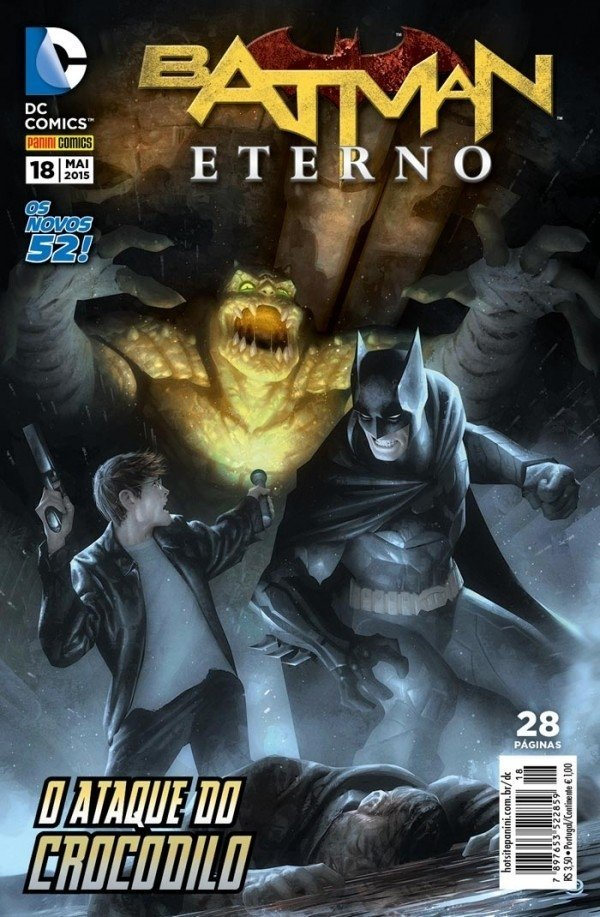 Batman Eterno vol 18