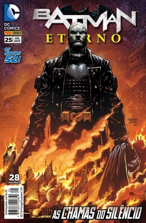 Batman Eterno Vol 25