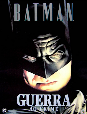 Batman - Guerra ao crime, de Paul Dini e Alex Ross - Raridade