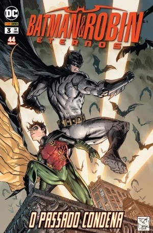 Batman & Robin: Eternos 3