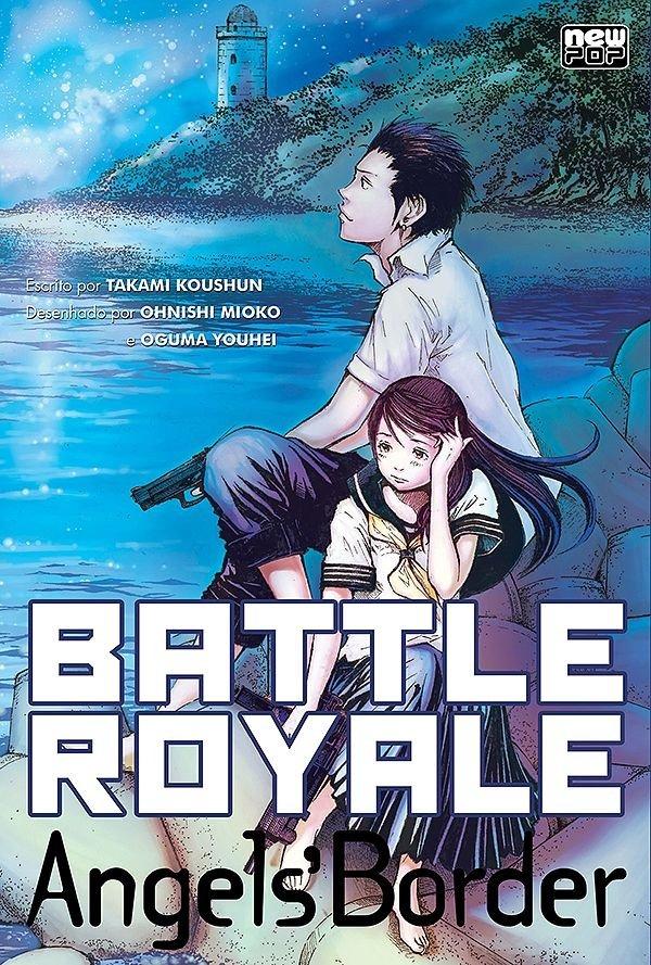 Battle Royale – Angels' Border