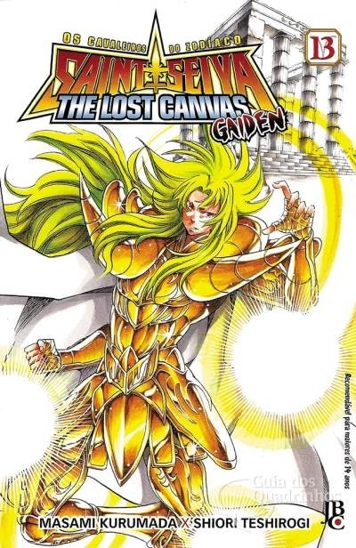 Cavaleiros do Zodíaco: The Lost Canvas Gaiden vol. 13