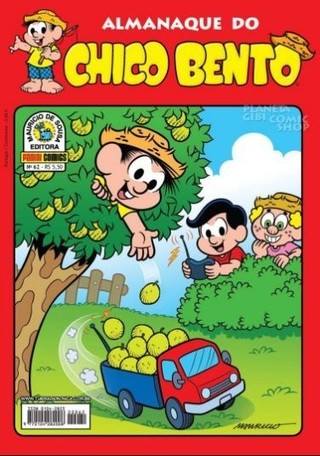 Almanaque do Chico Bento vol 64
