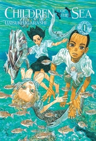 Children of the Sea vol 1
