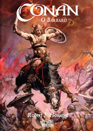 Conan - O Bárbaro Vol 3, De Robert E. Howard