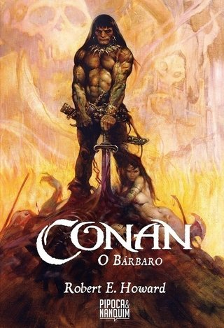 Conan - O Bárbaro vol 2, de Robert E. Howard,
