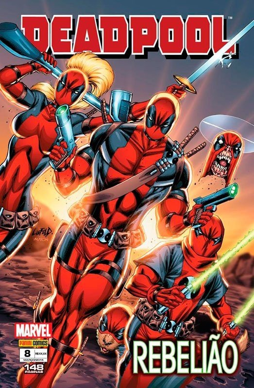 Deadpool Vol 8