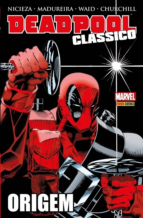 Deadpool Clássico Vol 1