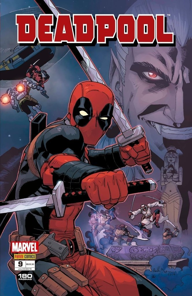 Deadpool vol 9