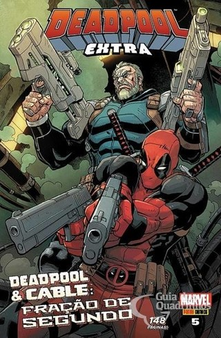 Deadpool Extra vol 5
