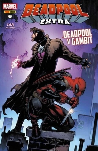 Deadpool Extra vol 6