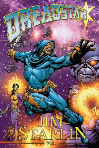 Dreadstar - Volume 1, de Jim Starlin