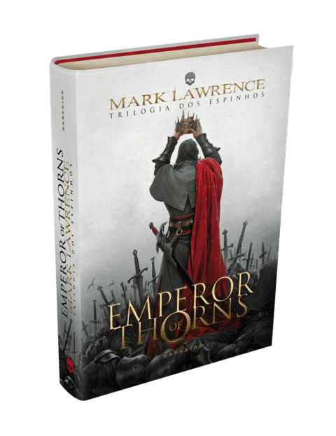 Emperor of Thorns - Trilogia dos Espinhos vol 3, de Mark  Lawrence