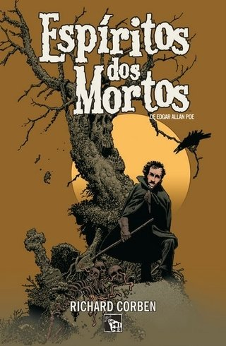 Espíritos dos Mortos, de Richard Corben