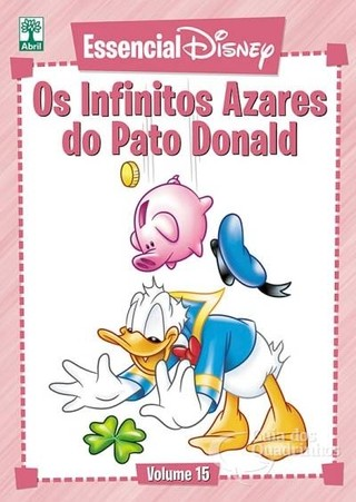 Essencial Disney Vol 15 - Os infinitos azares do Pato Donald