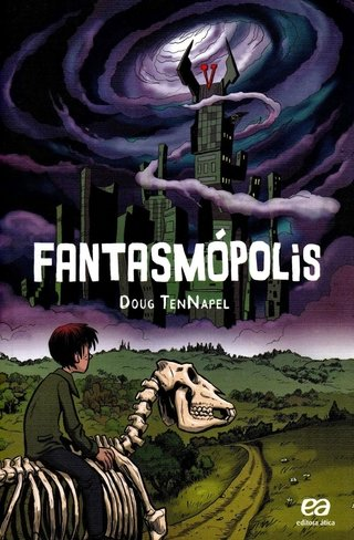 Fantasmópolis, de Doug Tennapel