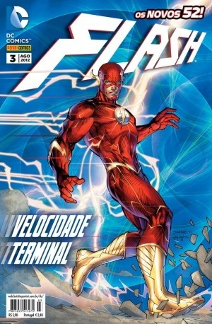 Flash vol 3 - Novos 52