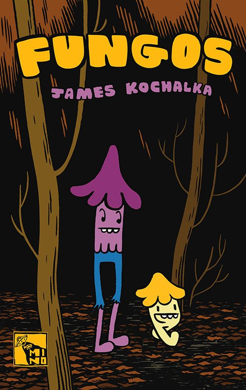 Fungos, de James Kochalka