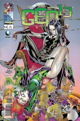 Gen 13 nº 14, de Jim Lee e J. Scott Campbell