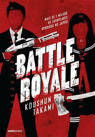 Battle Royale, de Koushun Takami