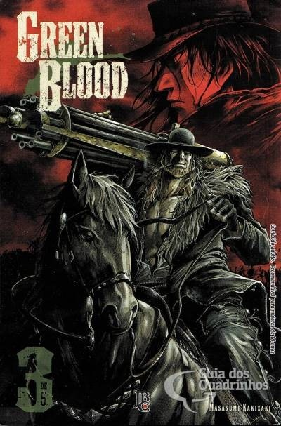 Green Blood vol. 3, de Masasumi Kakisaki