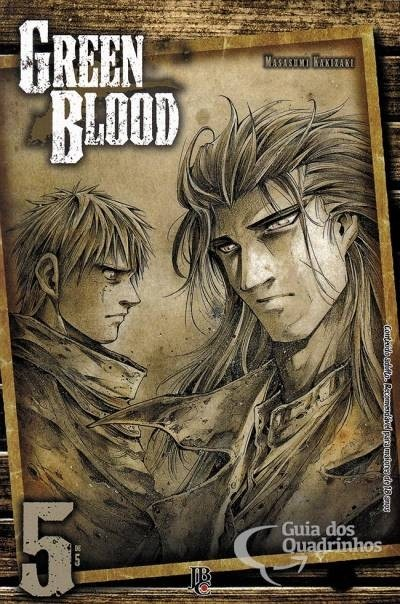 Green Blood vol. 5, de Masasumi Kakisaki