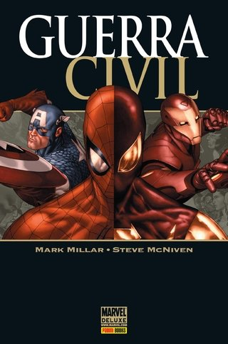 Guerra Civil, de Mark Millar