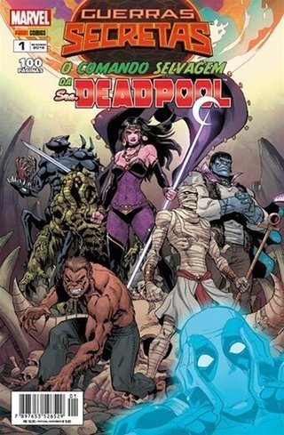 Guerras Secretas: Comando Deadpool vol 1