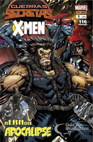 Guerras Secretas: X-Men vol 1